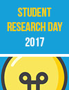 Student Research Day Proceedings cover