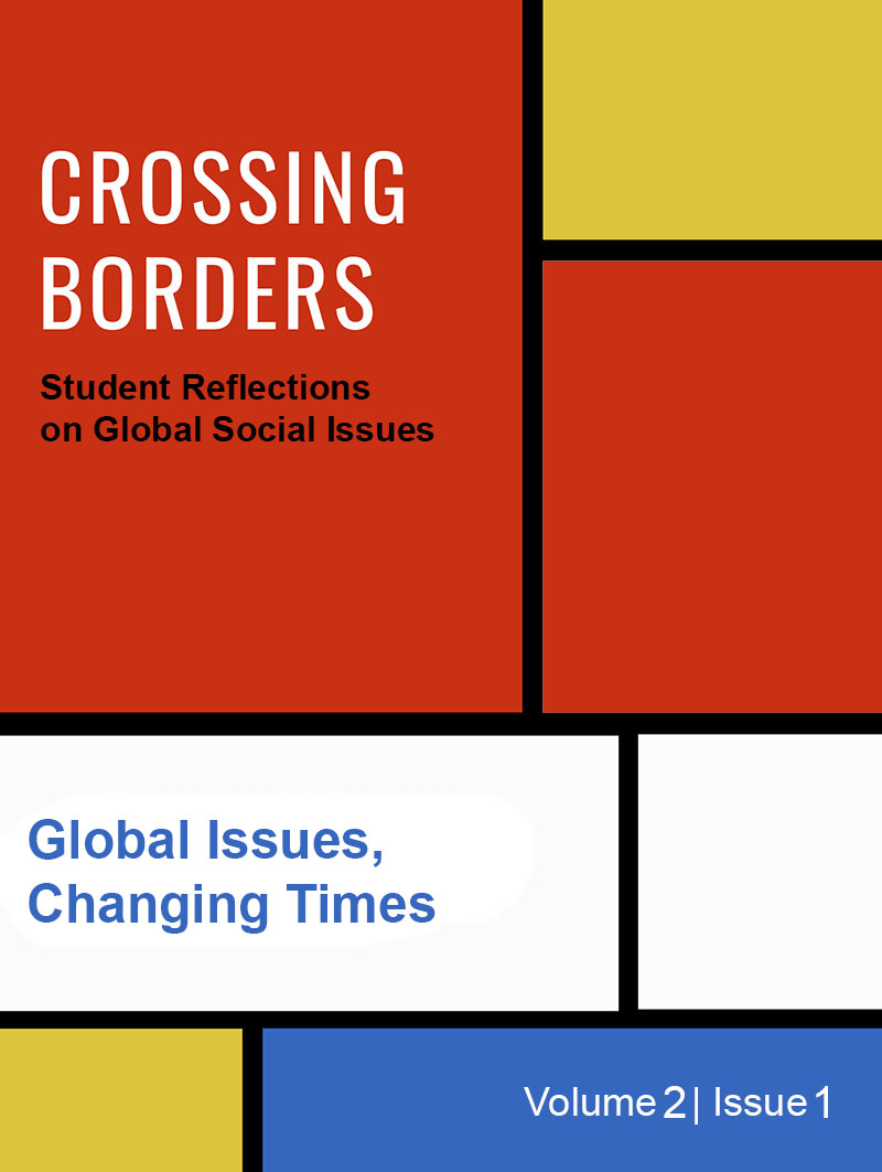 View Vol. 2 No. 1 (2020): Global Issues, Changing Times