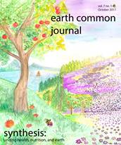 View Vol. 7 No. 1 (2017): Synthesis: Uniting Health, Nutrition, and Earth