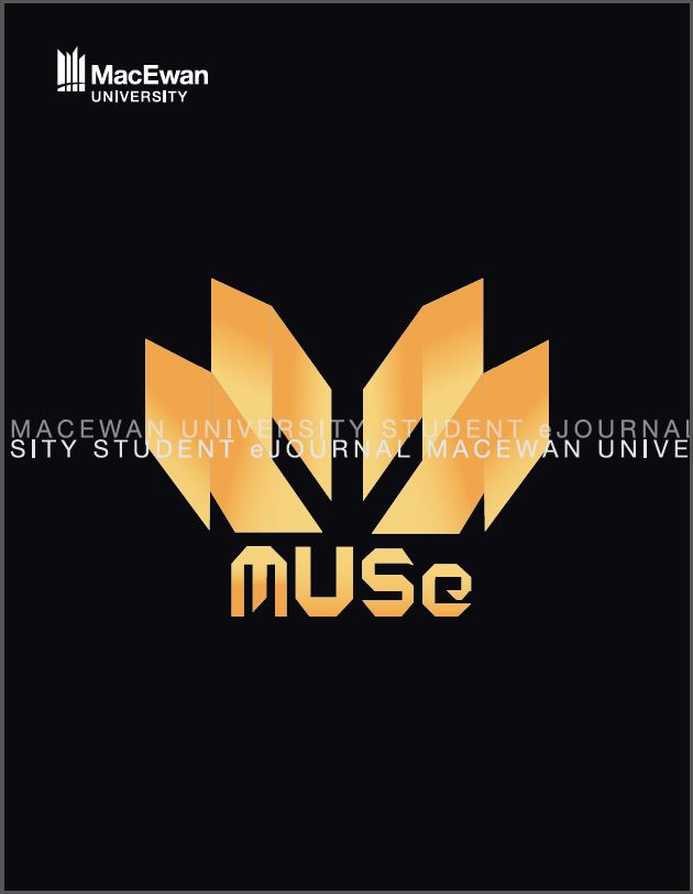MUSe cover for volume 3